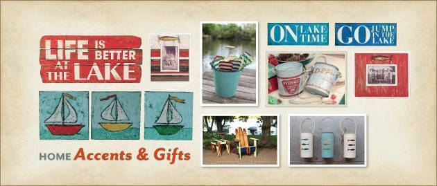 Lake house gifts