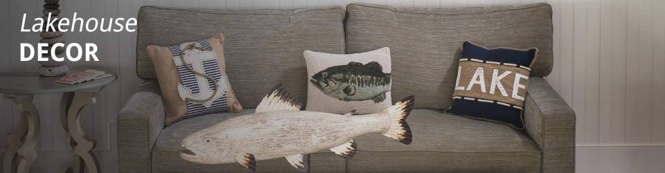 Lakehouse Decor