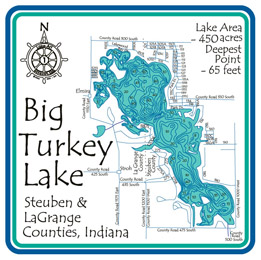 big turkey lake map Big Turkey Lakehouse Lifestyle big turkey lake map