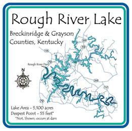 rough river lake map Rough River Lakehouse Lifestyle rough river lake map