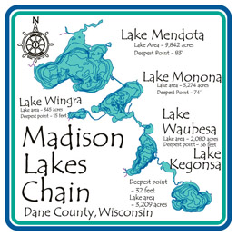 madison chain of lakes map Madison Chain Lakehouse Lifestyle madison chain of lakes map