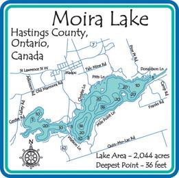 moira lake fishing map Moira Lake Lakehouse Lifestyle moira lake fishing map