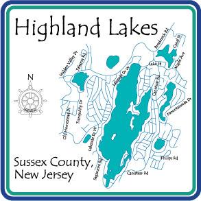 highland lakes nj map Highland Lakes Lakehouse Lifestyle highland lakes nj map