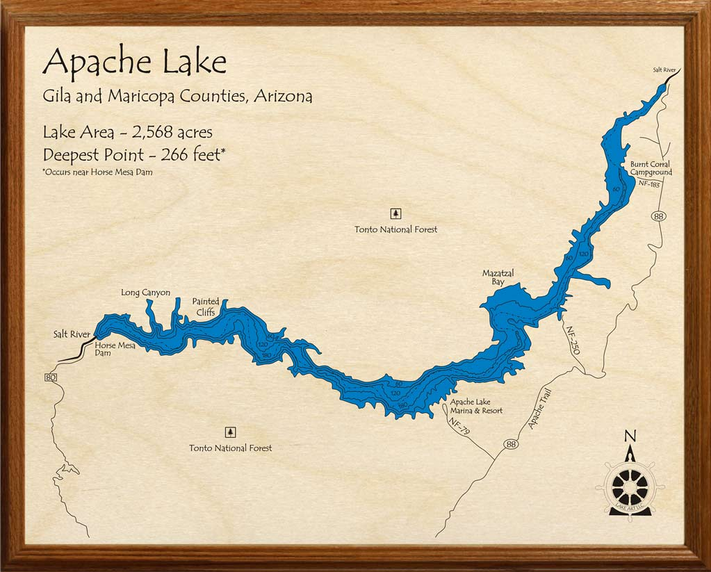 apache lake az map Apache Lake Lakehouse Lifestyle apache lake az map