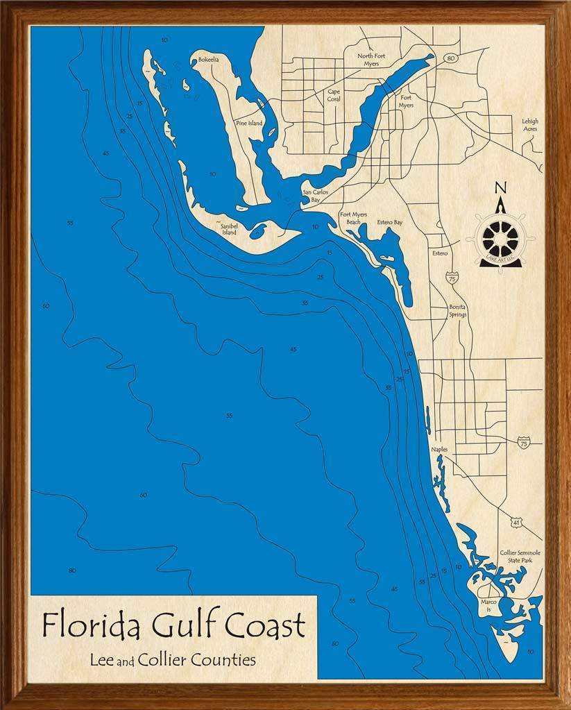 Florida Gulf Coast (North Fort Myers to Marco Isla ...