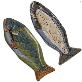 Fish Oven Mitts