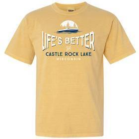 Life is better at the Lake Shirt