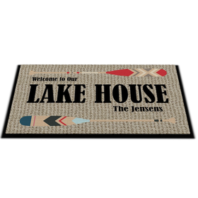 Lake Floor Mat