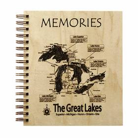 Lake Map Journal