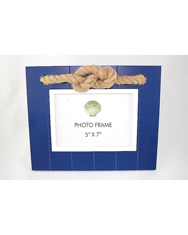 Nautical photo frame