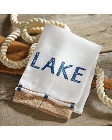 Lake kitchen Towel