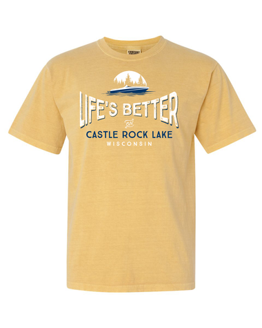 Life is better at the Lake Shirt