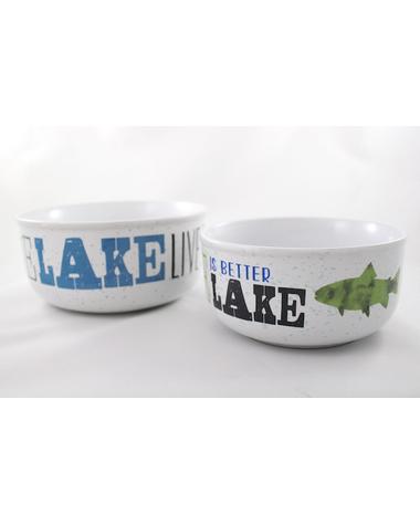 Lake bowl