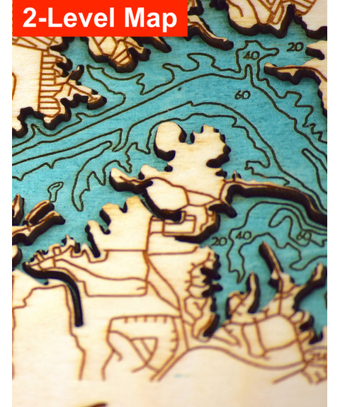 2-Level Map