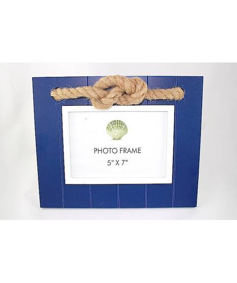 Nautical photo frame