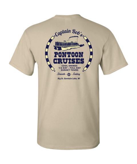 Pontoon Boat T-shirt