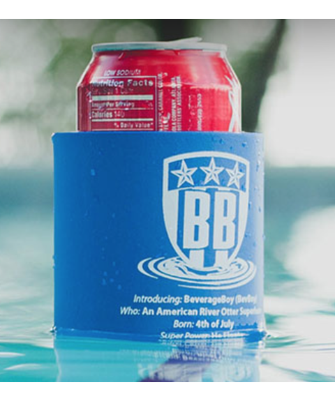 BevBoy Can Cooler