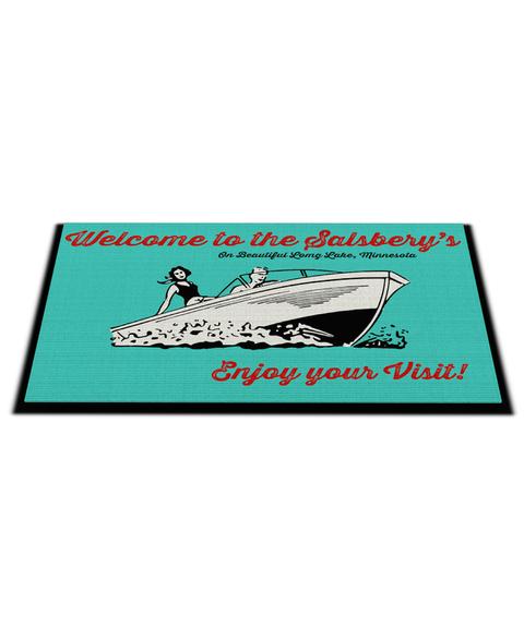 Boat Floor Mat