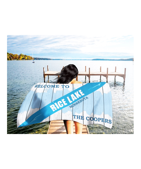 Lake Towel